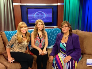 "Grief Mentor interviewed on Charter TV3's   ""6th Sense & Beyond""  show"