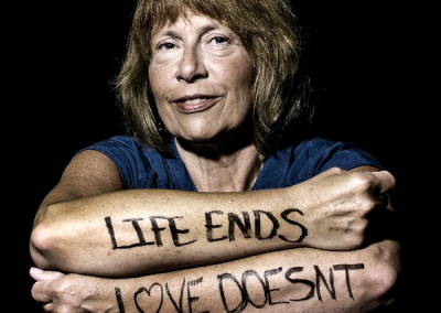 """""""Life Ends – Love Doesn't"""""""