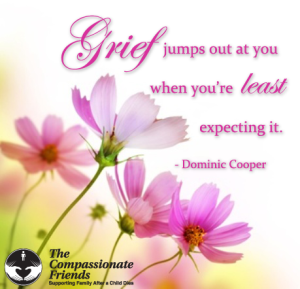 TCF Grief jumps out at you