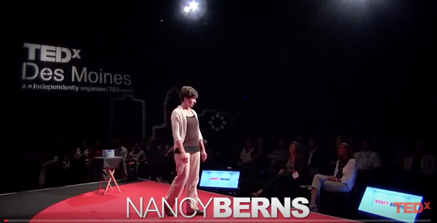 "TEDx Talk – ""Beyond Closure"" by Sociologist Nancy Berns"