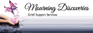 Mourning Discoveries logo