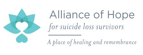 Alliance of Hope  (for suicide loss survivors)