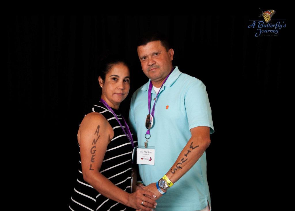 Elizabeth & Jose Martinez - Michael Joshua color