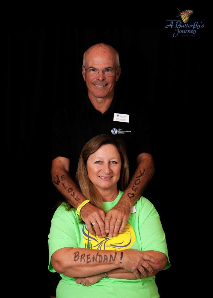 Gene & Barbara Calgary -Brendan color