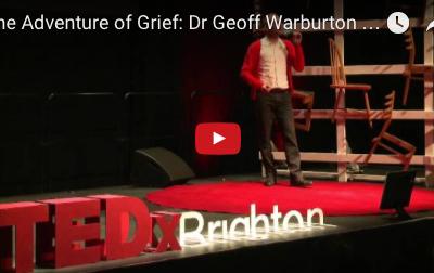 The Adventure of Grief: Dr Geoff Warburton at TEDxBrighton
