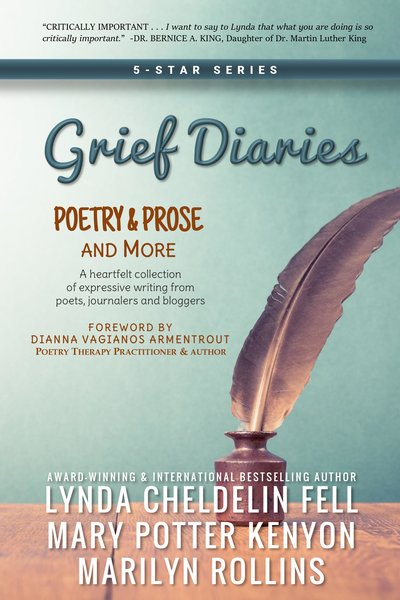 "Grief Diaries:  ""Poetry & Prose"""