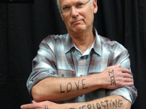 """Love Everlasting — Mom / Dad"""