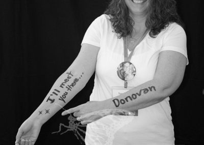 """I'll Meet You There…Donovan"""